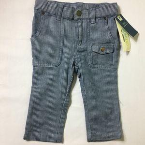 Oshkosh Boy's Adjustable Waist Skinny Long Pants